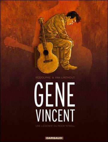 Couverture de l'album GENE VINCENT Une légende du rock'n'roll