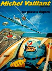 Couverture de l'album MICHEL VAILLANT Tome #36 Un pilote a disparu