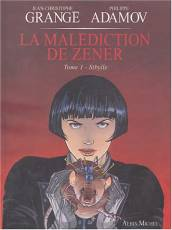 Couverture de l'album LA MALEDICTION DE ZENER Tome #1 Sybille