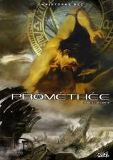 Couverture de l'album PROMETHEE Tome #1 Atlantis