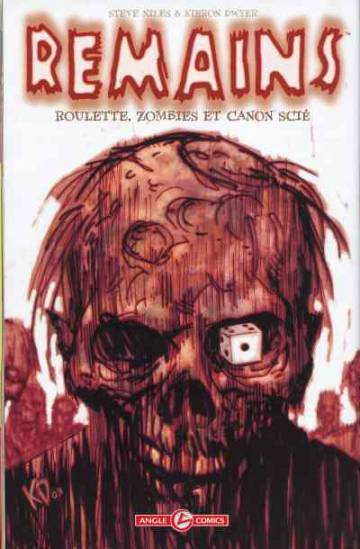 Couverture de l'album REMAINS Roulette, Zombies et canons sciés