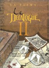 Couverture de l'album LE DECALOGUE Tome #2 La Fatwa