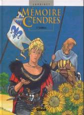 Couverture de l'album MEMOIRE DE CENDRES Tome #7 Calimala