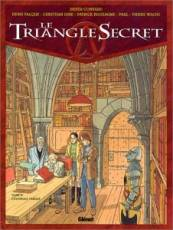 Couverture de l'album TRIANGLE SECRET (LE) Tome #4 L'évangile oublié