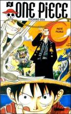 Couverture de l'album ONE PIECE Tome #4 Un chemin en pente raide