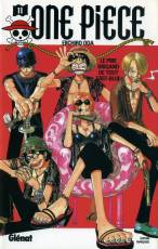 Couverture de l'album ONE PIECE Tome #11 Le pire brigand de tout East-Blue