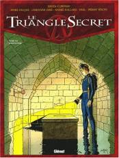 Couverture de l'album TRIANGLE SECRET (LE) Tome #7 L'Imposteur