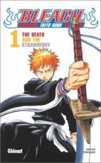 Couverture de l'album BLEACH Tome #1 The Death and the Strawberry