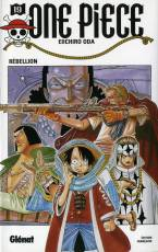 Couverture de l'album ONE PIECE Tome #19 Rébellion