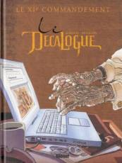 Couverture de l'album DECALOGUE (LE) Tome #11 Le XIème commandement