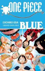 Couverture de l'album ONE PIECE Grand Data File Blue
