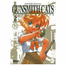 Couverture de l'album GUNSMITH CATS Tome #2 Gunsmith Cats