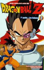 Couverture de l'album DRAGON BALL Z Tome #2 Les Saïyens - part.2