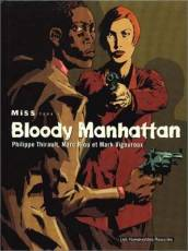 Couverture de l'album MISS Tome #1 Bloody Manhattan