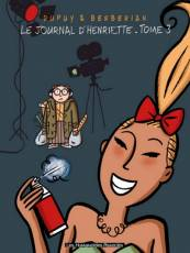 Couverture de l'album JOURNAL D'HENRIETTE (LE) Tome #3 Tome 3