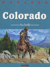 Couverture de l'album DURANGO Tome #11 Colorado