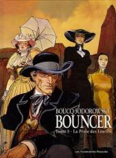 Couverture de l'album BOUNCER Tome #5 La proie des Louves