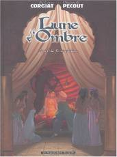 Couverture de l'album LUNE D'OMBRE Tome #1 La pirate Andalouse