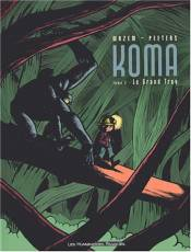 Couverture de l'album KOMA Tome #2 Le grand trou