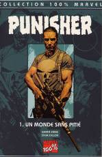 Couverture de l'album PUNISHER (THE) Un monde sans pitié