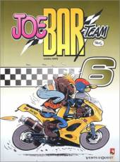 Couverture de l'album JOE BAR TEAM Tome #6 Joe Bar Team