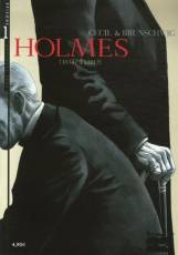 Couverture de l'album HOLMES Tome #1 Episode 1/9