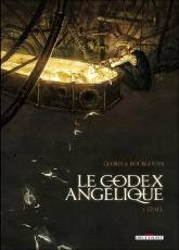 Couverture de l'album CODEX ANGELIQUE (LE) Tome #1 Izaël