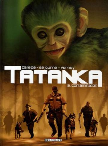 Couverture de l'album TATANKA Tome #2 Contamination