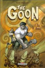 Couverture de l'album THE GOON Tome #3 Tas de ruines