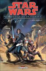 Couverture de l'album STAR WARS - NOUVELLE REPUBLIQUE Tome #1 Jedi Academy