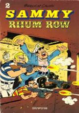 Couverture de l'album SAMMY Tome #2 Rhum Row