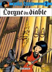 Couverture de l'album YOKO TSUNO Tome #2 L'orgue du diable