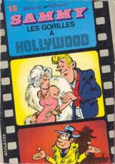 Couverture de l'album SAMMY Tome #15 Les Gorilles à Hollywood