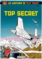Couverture de l'album BUCK DANNY Tome #22 Top secret