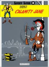 Couverture de l'album LUCKY LUKE Tome #30 Calamity Jane