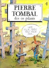 Couverture de l'album PIERRE TOMBAL Tome #4 Des os pilants