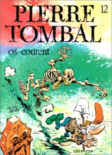 Couverture de l'album PIERRE TOMBAL Tome #12 Os courent