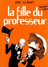 Couverture de l'album FILLE DU PROFESSEUR (LA) La fille du professeur
