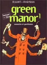 Couverture de l'album GREEN MANOR Tome #1 Assassins et Gentlemen