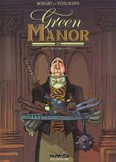 Couverture de l'album GREEN MANOR Tome #3 Fantaisies Meurtrières