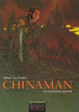 Couverture de l'album CHINAMAN (INTEGRALE) Tome #1 Tome 1