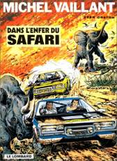 Couverture de l'album MICHEL VAILLANT Tome #27 Dans l'enfer du Safari