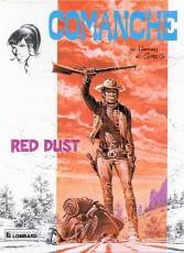 Couverture de l'album COMANCHE Tome #1 Red Dust