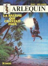 Couverture de l'album ARLEQUIN Tome #3 La baleine qui chantait faux
