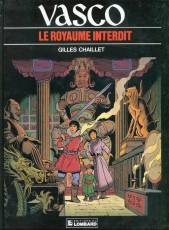 Couverture de l'album VASCO Tome #11 Le royaume interdit