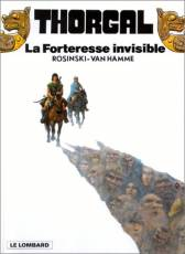 Couverture de l'album THORGAL Tome #19 La forteresse invisible