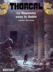 Couverture de l'album THORGAL Tome #26 Sous le sable