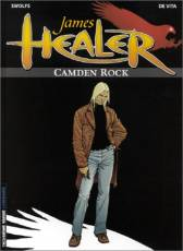 Couverture de l'album JAMES HEALER Tome #1 Camden Rock