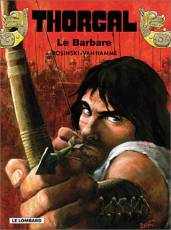 Couverture de l'album THORGAL Tome #27 Le barbare