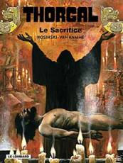 Couverture de l'album THORGAL Tome #29 Le sacrifice